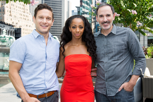 Eric Williams Morris, Christiani Pitts, Erik Lochtefeld Photo