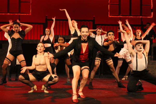 Photo Flash: Willkommen, Bienvenue, Welcome! First Look at CABARET at WPPAC!