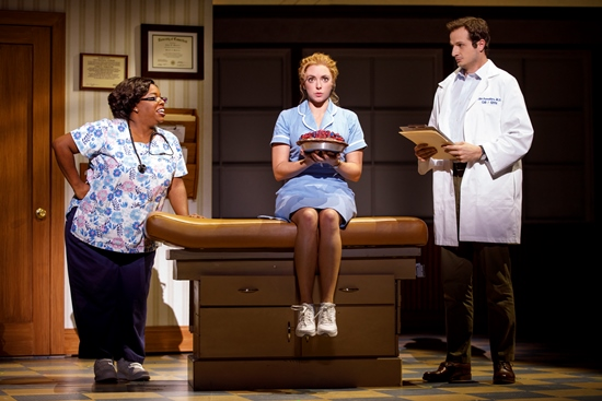BWW Review: WAITRESS Bakes Up Slices of Life in a Pie Tin and Changes Lives in the Process