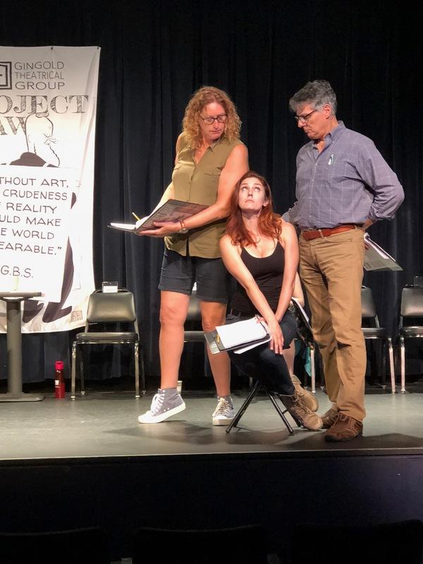 Judy Gold, Mara Davi, Robert Cuccioli