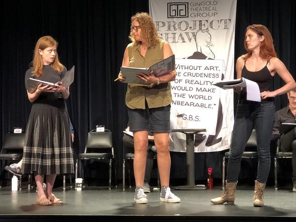 Susannah Perkins, Judy Gold, Mara Davi