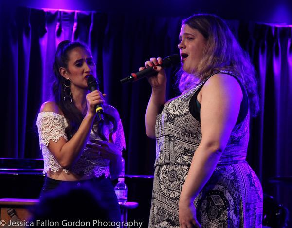Katie Lynch and Bonnie Milligan