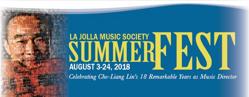 BWW Review: LA JOLLA MUSIC SOCIETY SUMMERFEST CARNIVAL! at the Conrad Prebys Concert Hall