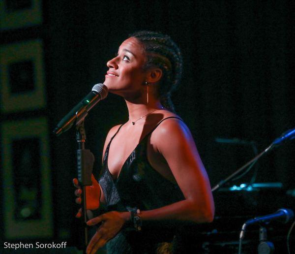 Photos: Mairi Dorman-Phaneuf brings 'More About Melody' to Broadway at Birdland