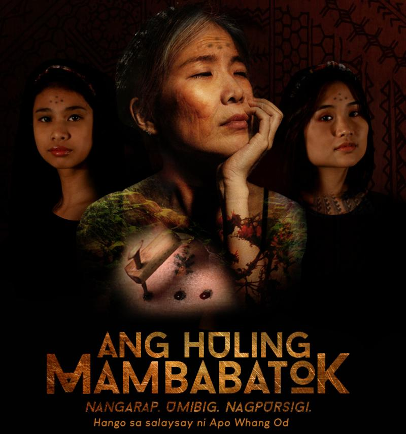 ANG HULING MAMBABATOK Premieres This Friday, 8/10