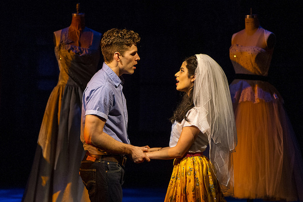 Photo Flash: First Look at Barrington Stage's WEST SIDE STORY