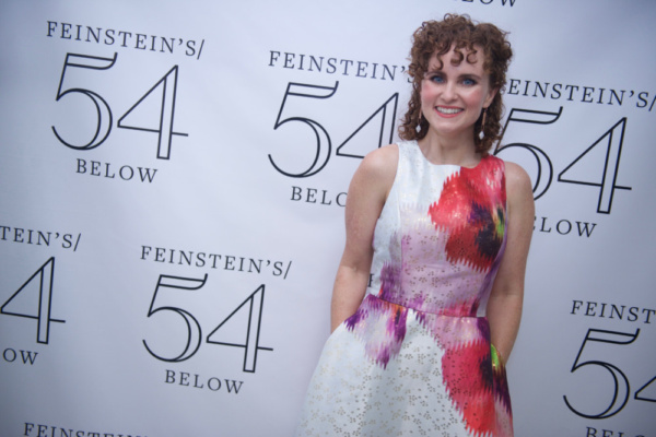 Photo Flash: Autumn Hurlbert Makes Feinstein's/54 Below Solo Debut