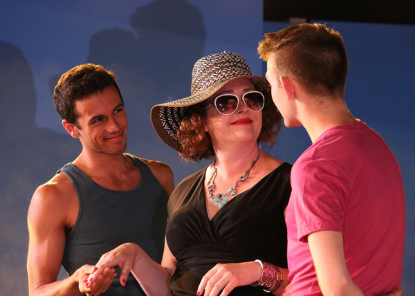 Photo Flash: First Look at Cape Rep Theatre's MAMMA MIA!