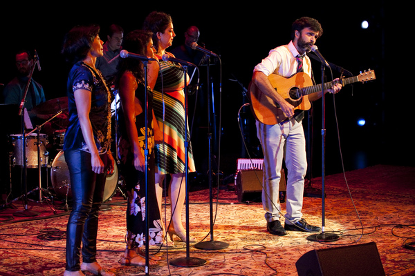 Photo Flash: LCT3 Kicks Off Spotlight Series with SHABASH!