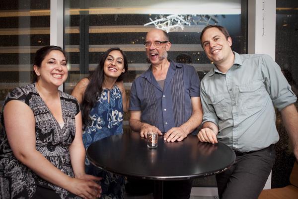 Kamala Sankaram, Deepali Gupta, Jeff Hudgins, Drew Fleming Photo