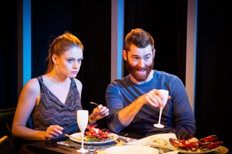 BWW Review: 4615 Theatre Company Serves Up a Satisfying DINNER