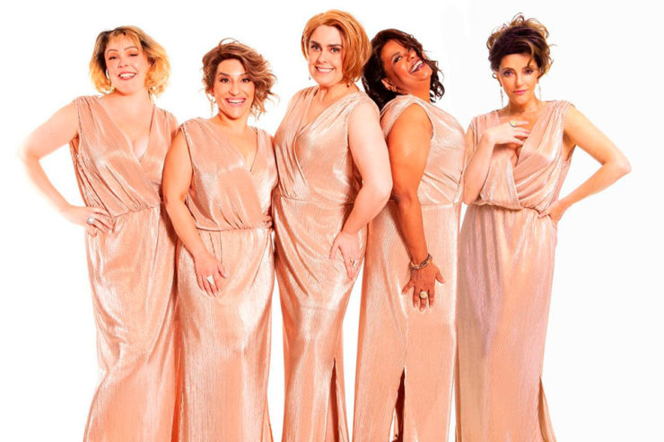 BWW Previews: Off-Broadway Comedy MENOPAUSA - O MUSICAL Opens in Brazil in August