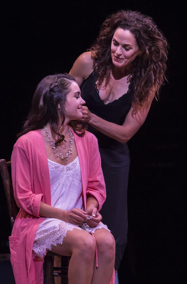 Francesca Arostegui and Michelle Dawson Photo