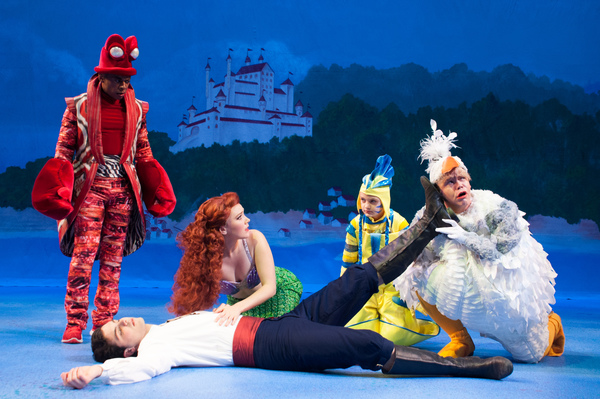 Photo Flash: First Look at THE LITTLE MERMAID at Music Theatre Wichita