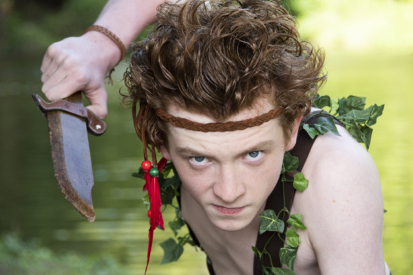 Photo Flash:Never Grow Up With Outcry Youth Theatre's PETER PAN At The Addison Theatre Centre's Studio Theatre