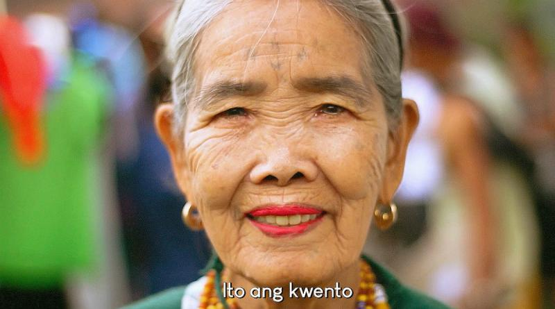 Apo Whang Od Lends Her Voice To Promote Play Based On Her Life