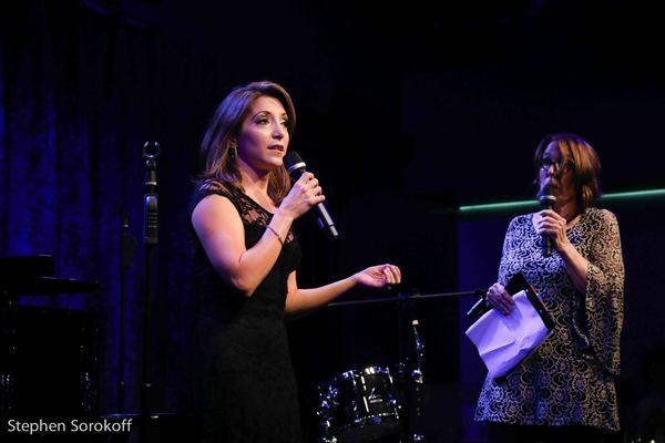 Christina Bianco & Susie Mosher