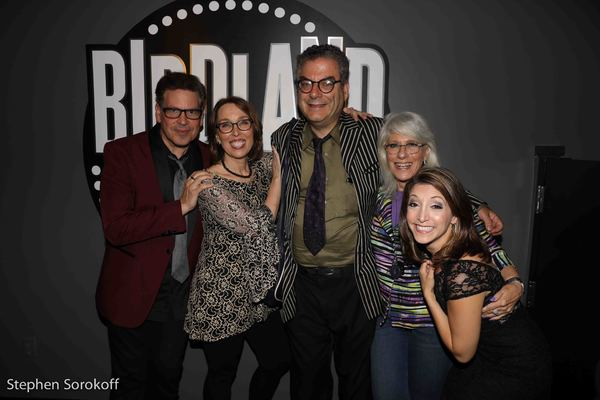 Michael Orland, Susie Mosher, Michael Musto, Jamie deRoy, Christina Bianco