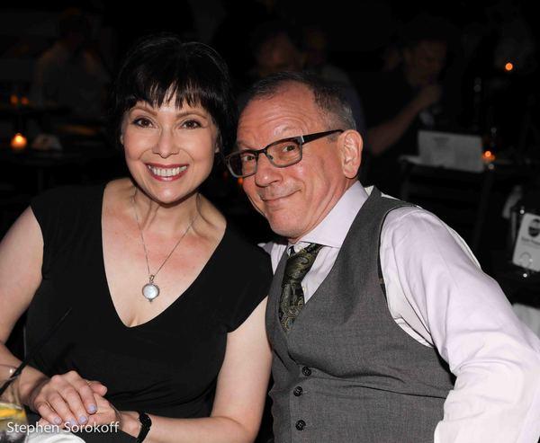 Mardie Millit & Michael Garin