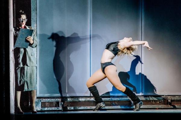 Photos: Joanne Clifton & Ben Adams Star In FLASHDANCE At The Belgrade