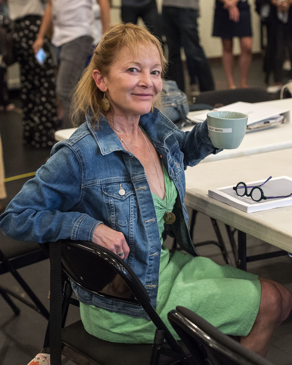 Photo Flash: In Rehearsal with CTG's SWEAT