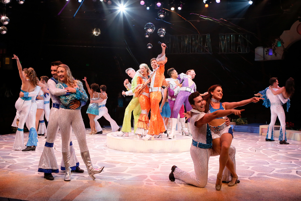 Photo Flash: North Shore Music Theatre Presents MAMMA MIA!