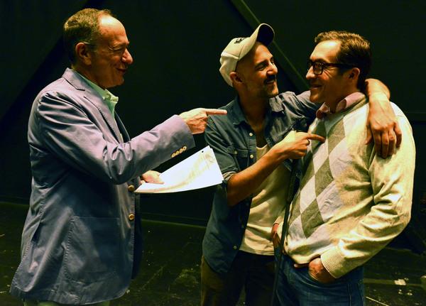 Sal Kimmer: Mark Cohen, Nael Nacer, Alexander Platt
