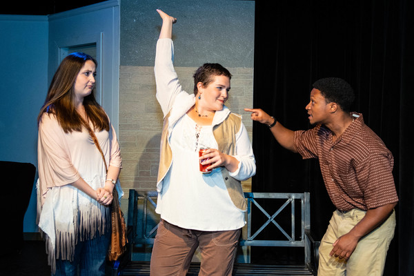 Photo Flash: MadLab Presents the World Premiere of LOST IN TIME