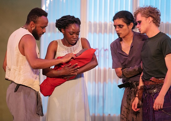 BWW Review: Revenge is Never Sweet in Independent Shakespeare Co.'s TITUS ANDRONICUS