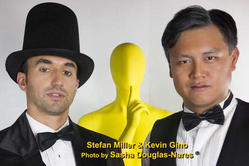 BWW Interview: TENOR James Chiao Making His Mannequins Work BY NIGHT