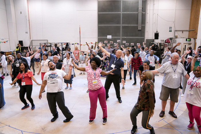 BWW Interview: Community Participants Talk PERICLES at the National Theatre