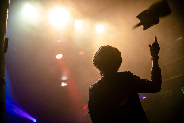 Photo Flash: First Look at MARGARET THATCHER QUEEN OF CLUB NIGHTS at the Gilded Ballroom
