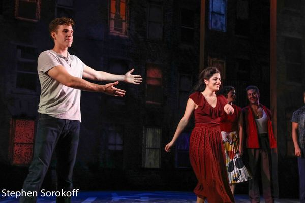 Will Branner & Addie Morales, Curtain Call