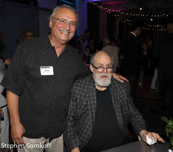 Former Pittsfield Mayor, Jimmy Ruberto and William Finn