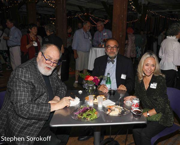 William Finn, Arthur Salvador, Eda Sorokoff