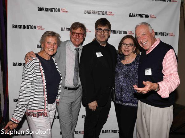 Carole Burack, Robert La Fosse, Darren R. Cohen, Julianne Boyd, Dan Burack