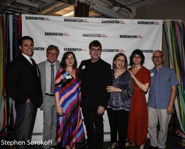 Nicholas Garr, Robert La Fosse, Sara Jean Tosetti, Darren R. Cohen, Julianne Boyd, Kristen Robinson, David Lander