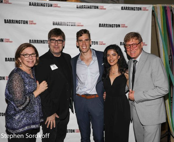 Julianne Boyd, Darren R. Cohen, music director, Will Branner, Addie Morales, Robert L Photo