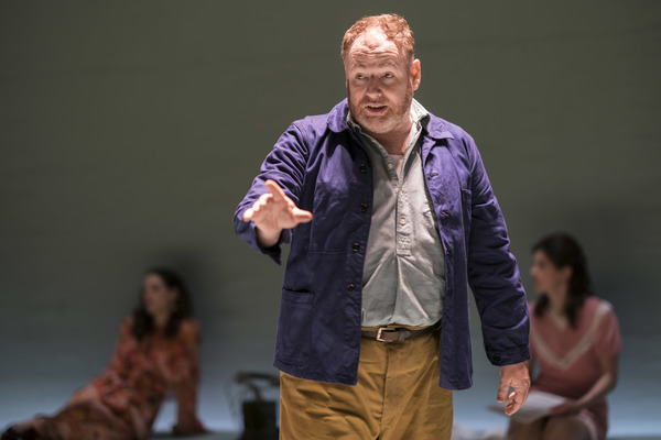 Photo Flash: First Look at ARISTOCRATS at the Donmar