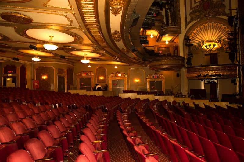 BWW Exclusive: New York's Palace Theatre- The Valhalla of Vaudeville