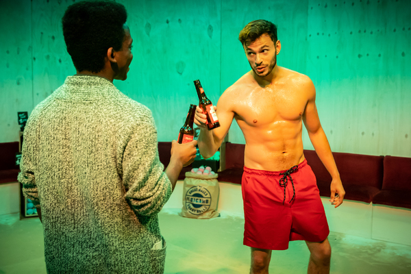Photo Flash: First Look at HOMOS, OR EVERYONE IN AMERICA