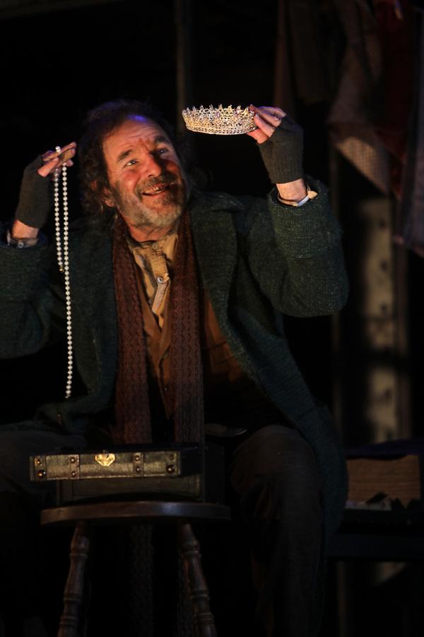Donald Corren (Fagin) in Goodspeed Musicals' Oliver! Photo