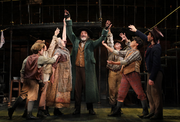 Photo Flash: Get A First Look At OLIVER at Goodspeed Musicals