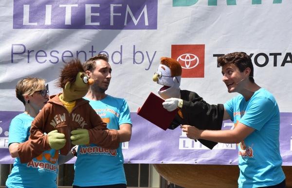 Maggie Lakis, Jason Jacoby and Matt Dengler Photo