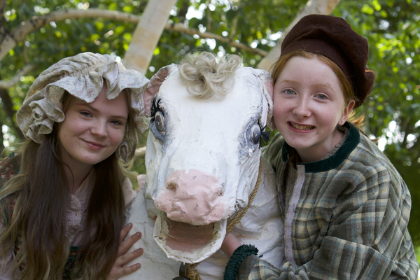 Photo Flash: Bainbridge Performing Arts Teen Lab Presents INTO THE WOODS, JR.