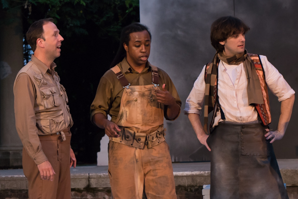 Photo Coverage: First Look at Actor's Theatre of Columbus' A MIDSUMMER NIGHT'S DREAM