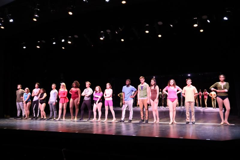 BWW Review: A CHORUS LINE Dazzles at Florida Repertory Theatre!