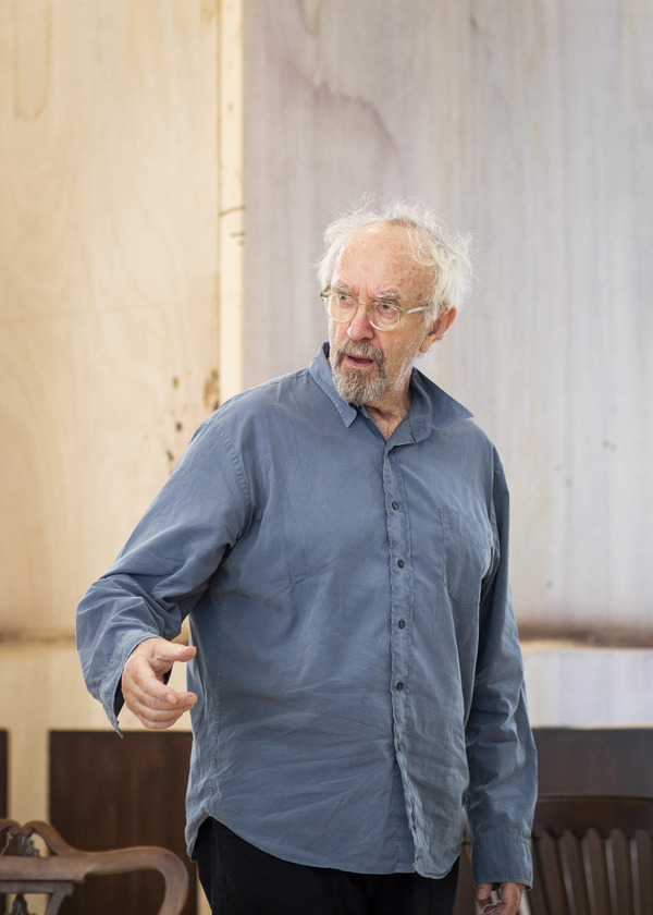 Photo Flash: Inside Rehearsal For the UK Premiere of THE HEIGHT OF THE STORM