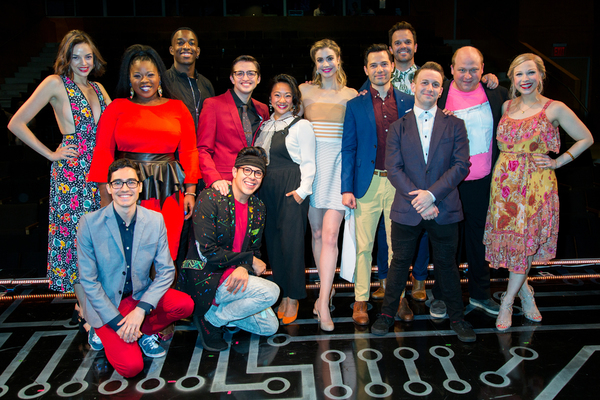Photo Coverage: NYC Gets an Upgrade! Go Inside Opening Night of BE MORE CHILL!
