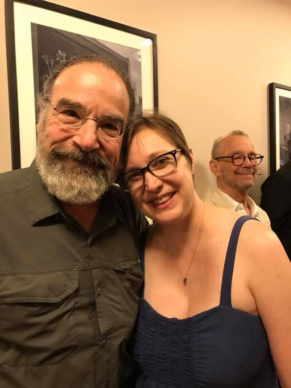 Mandy Patinkin and Kat West